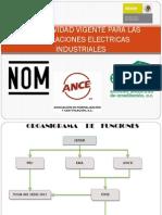 4.-(i) Normas y Especificaciones