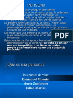 persona ppt