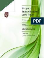 Primer Avance Proyecto Inmovilizador (1)