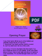 Chapter 2 - Prayer