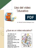 Uso Del Video Educativo