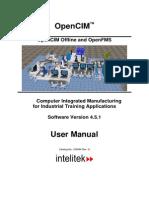 100094-G OpenCIM User Manual Ver4.5.1