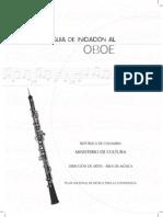 Guia de Iniciación Al Oboe