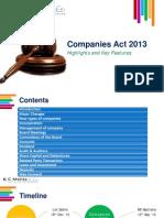 Presentation_on_companies_act2013 - K C Mehta
