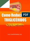 ComoReducirLosTrigliceridos