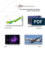 FEA Information Engineering Solutions May 2014