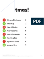 Christmas Vocabulary.sproutenglish