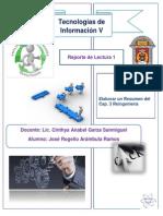 Tecn Info v Ev1 Rogelio Arambula