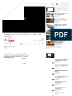 Scribd Total Free Access to All PDF 100% Working - Youtube