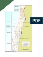 mapas territorios mapuches