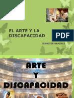 El Arte y La Discapacidad