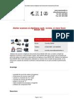 Atelier Scanare Si Digitizare Carti Reviste Si Ziare Scan Book 400 (Z Spot Media SRL)