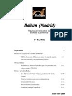 Balkan (Madrid) 4 (2003)