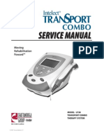 2738 Service Manual Chattanooga