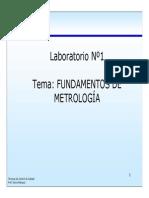 Tema 1 Lab. Fundamentos de Metrologia