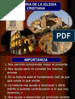 Historia de La Iglesia Xtiana I