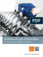 Industrial Gas Turbines SP New