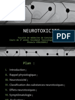 14. Neurotoxicité