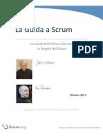 Scrum Guide 2011 - IT