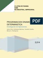 programacion deterministica