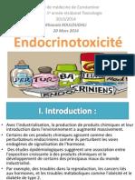 20. Endocrinotoxicité