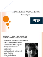 Dubravka Ugrešić - Štefica Cvek u Raljama Života
