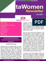 Deltawomen Newsletter Issue 14