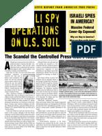 Israeli Spy Ops in U.S
