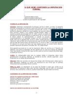 Bolivia-2-Datos Basicos IMPUTACION FORMAL-Contenido Basico ACUSACION
