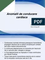 Anomalii de Conducere Cardiaca