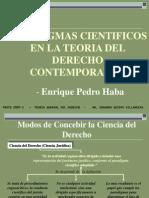 Diapositivas Tema Seis Paradigmas Cientificos en La Teoría