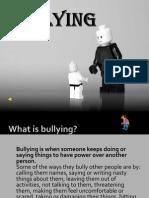 Bullying Englihs
