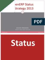 openerpstatusstrategy2013xavierpansaers-130712064833-phpapp02