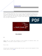 Linux Basic Command on Backtrack 5 R3