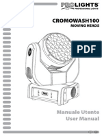 CROMOWASH100_manuale