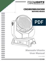 CROMOWASH300_manuale