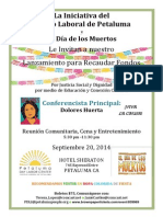 PDLI Event Spanish
