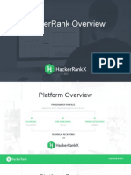 HackerRankX Overview