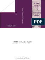 Mast Colloquia 10