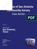 2014 Comm Survey