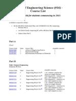 Engineering Science #16 Handout_2013 Sem 1