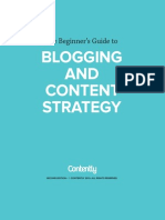 Beginners Guide to Content Strategy