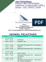 120624modul 1 14001 Dasar SML PT Phitagoras by Thomas Hidayat K