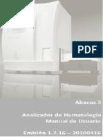 Manual Abacus 5- Español (1)