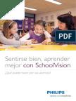Schoolvisionfolleto de Información Para Profesores ES