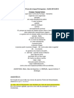 Resolu__o Da Prova de L_ngua Portuguesa