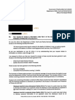 Child and Youth Family Services files