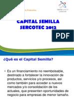 12 Capital Semilla 2012