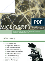 Microsopy & Histological Techniques