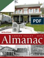 Carson Valley Almanac 2014